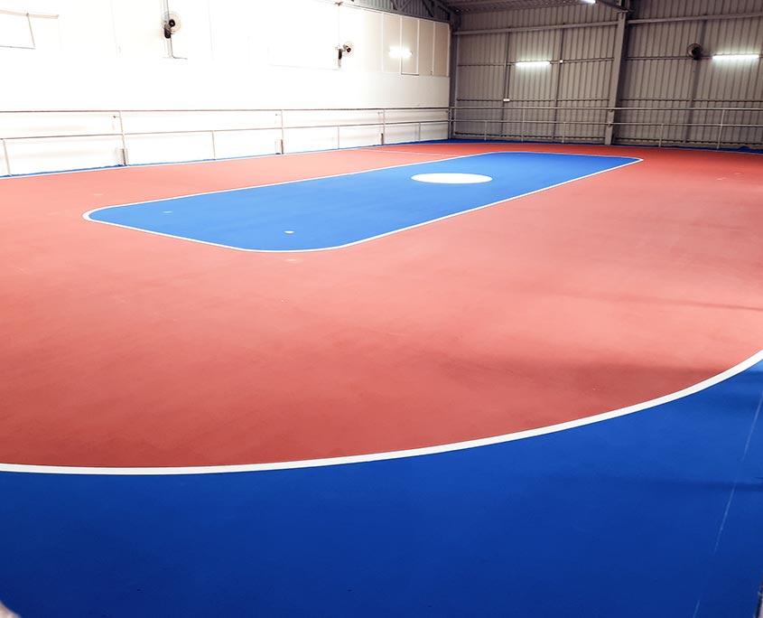 Indoor & Outdoor Recreation Activity Center